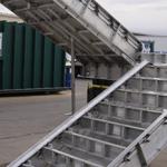Fabricant d'escalier extérieur en aluminium | Fibre de verre plus